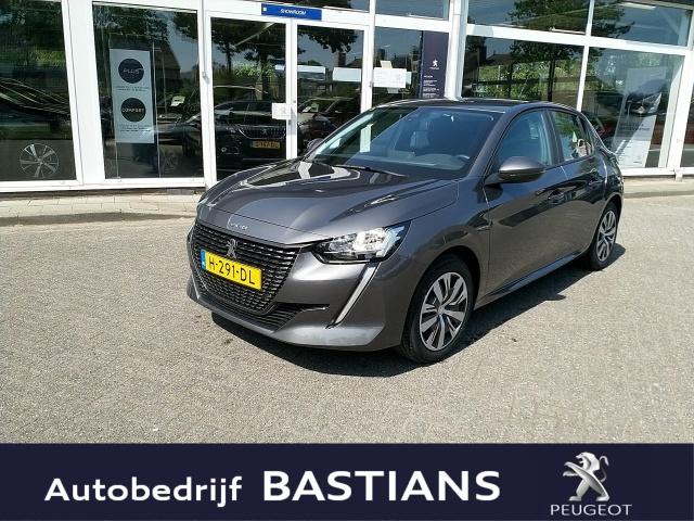 Peugeot-208 New